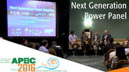Next Generation Power Supplies - APEC 2016