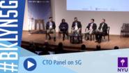 Brooklyn 5G 2016: CTO Panel on 5G