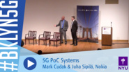 Brooklyn 5G 2016: Mark Cudak and Juha Sipila on 5G PoC Systems