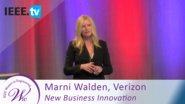 Verizon's Marni Walden presents opportunity in Product & New Business Innovation - 2016 Women in Engineering Conference
