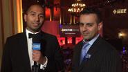 Roozbeh Ghaffari - IEEE Honors Ceremony 2016 Red Carpet Interview