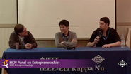 Eta Kappa Nu Presents: Entrepreneurship Panel Discussion