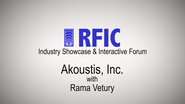 Single Crystal AlGaN Bulk Acoustic Wave Resonators on Silicon Substrates with High Electromechanical Coupling: RFIC Industry Showcase