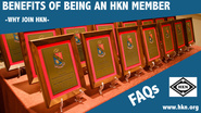 FAQs and Information: Why Should You Join HKN?