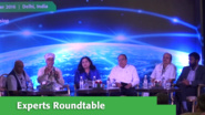 Experts Roundtable at Internet Inclusion: Advancing Solutions, Delhi, 2016