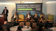 Connecting to Thrive Panel - Internet Inclusion: Global Connect Stakeholders Advancing Solutions, Washington DC, 2016