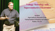Voltage Metrology with Superconductive Electronics