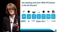 One HTS Josephson Junction, An Array of Applications: Has anything come from HTS devices in the last 30 years?