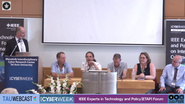 Panel Discussion - ETAP Forum Tel Aviv 2016