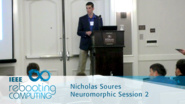 Digital Neuromorphic Design of a Liquid State Machine for Real-Time Processing - Nicholas Soures: 2016 International Conference on Rebooting Computing