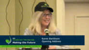 Opening Address - Karen Bartleson: 2016 Technology Time Machine