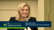 Women Making the Future Panelist - Meredith Perry: 2016 Technology Time Machine