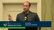 Big Data Panelist - AJ Bubb: 2016 Technology Time Machine