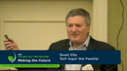 Tech Super Stars Panelist - Stuart Elby: 2016 Technology Time Machine