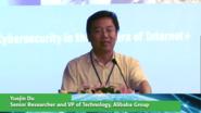 Keynote: Yuejin Du - ETAP Beijing 2016