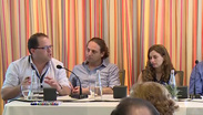 Panel Discussion: RegionaI Issues and Developments Related to Internet Governance, Cybersecurity and Privacy - ETAP Tel Aviv 2015