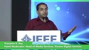 Panel Moderator: Prasanto Kumar Roy - ETAP Delhi 2016