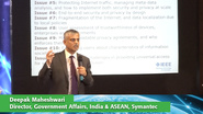 Synthesis and Selection of High Priority Areas - ETAP Delhi 2016
