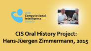 Interview with Hans-Juergen Zimmermann, 2015: CIS Oral History Project