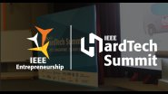IEEE HardTech Summit 2016: How To Pitch To Investors