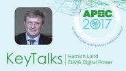 KeyTalk with Hamish Laird: The Gap Between Large Power Converters and Small Power Converters - APEC 2017