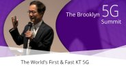 The Worlds First KT 5G - HongBeom Jeon: Brooklyn 5G Summit 2017