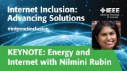 Energy and Internet with Nilmini Rubin: An Internet Initiative Keynote