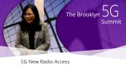 5G New Radio Access - Peiying Zhu: Brooklyn 5G Summit 2017