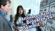 ATTENDEES REACT to Brooklyn 5G Summit
