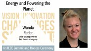 Wanda Reder - Energy and Powering the Planet (2017 VIC Summit)