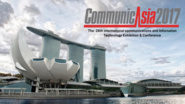 CommunicAsia 2017 - Cyber Security (Collaboration with IEEE ComSoc)