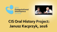 Interview with Janusz Kacprzyk, 2016: CIS Oral History Project