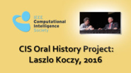 Interview with Laszlo Koczy, 2016: CIS Oral History Project