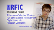 A Harmonic-Selective Wireless Full-Band-Capture Receiver with Digital Harmonic Rejection Calibration: RFIC INteractive Forum 2017