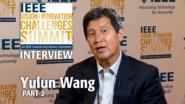 Yulun Wang, 2017 IEEE Medal for Innovations in Healthcare Technology at VIC Summit-Part 2 of 2