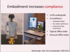 Human-Robot Interaction Socially Assistive Robotics