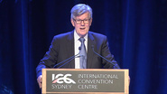 Jim Prendergast - Opening Ceremony: Sections Congress 2017