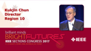 Kukjin Chun - Opening Ceremony: Sections Congress 2017