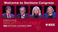 Welcome to Region 10 - Opening Ceremony: Sections Congress 2017