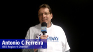 IEEE Day 2017 Testimonial: Antonio C. Ferreira