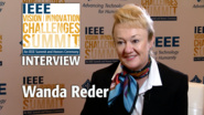 Interview with Wanda Reder - IEEE VIC Summit 2017