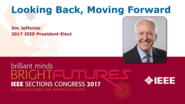 Jim Jeffries - Closing Ceremony: Sections Congress 2017