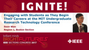 Engaging with Students at MIT - Soon Wan - Ignite: Sections Congress 2017
