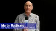 IEEE Day 2017 Testimonial: Martin Bastiaans