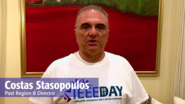 IEEE Day 2017 Testimonial: Costas Stasopoulos