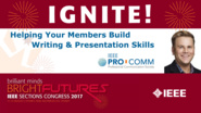 Helping Your Members Building Writing and Presentation Skills - Ryan Boettger - Sections Congress 2017