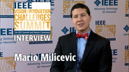 Interview with Mario Milicevic - IEEE VIC Summit 2017