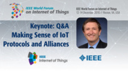 Geoff Mulligan: Keynote - Q and A: WF IoT 2016