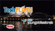 TechFlash in Sydney Harbour - IEEE Young Professionals