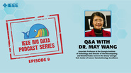 Q&A with Dr. May Wang: IEEE Big Data Podcast, Episode 9